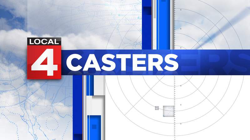 Local 4Casters graphic.