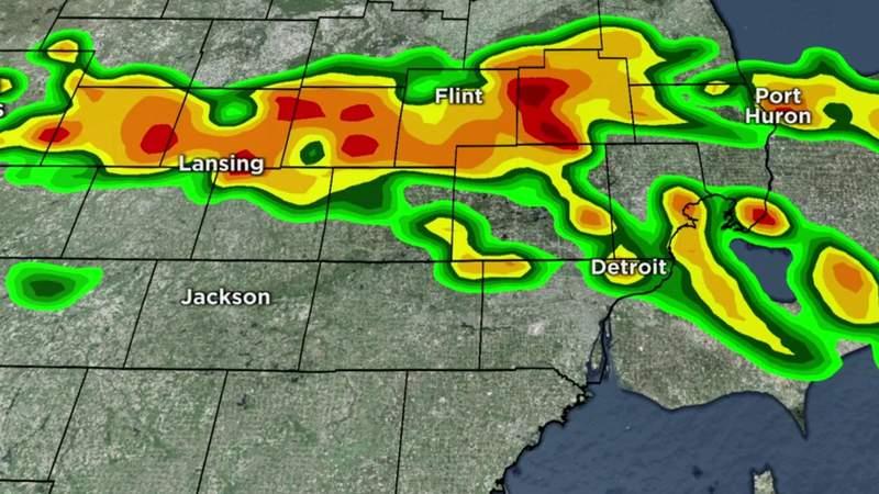 Metro Detroit weather forecast Aug. 27, 2020 -- 4 p.m. Update