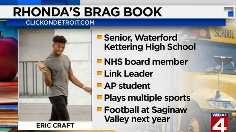 Brag Book: Eric Craft