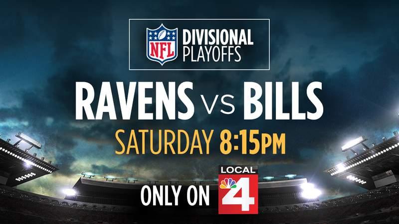 Ravens vs Bills