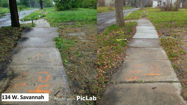 Contractors Allegedly Submitted Altered Sidewalk Photos In Detroit