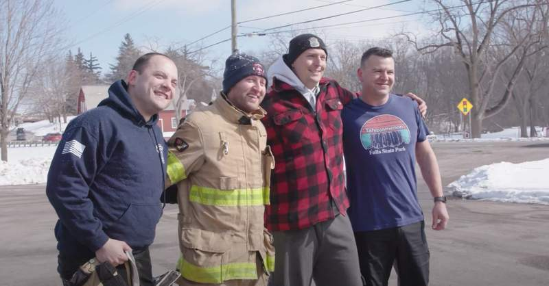 This year, the Clawson Police and Fire Department raised a total of $2702 for the Special Olympics Charity.