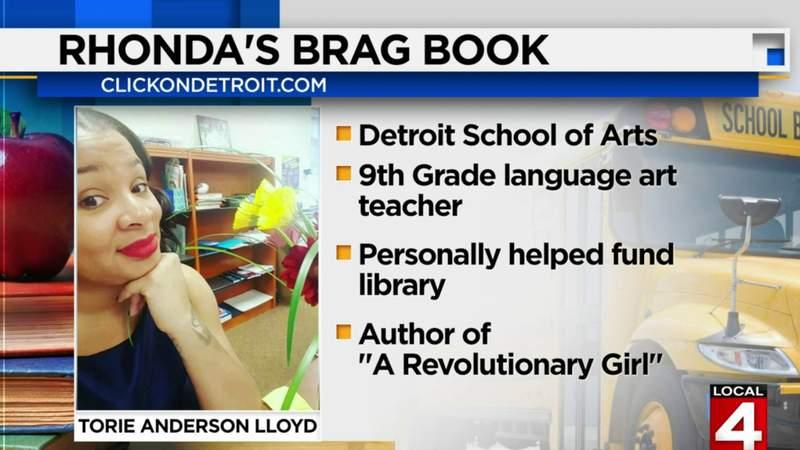 Brag Book: Torie Anderson Lloyd