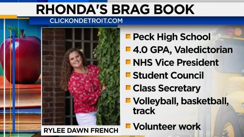 Brag Book: Rylee Dawn French