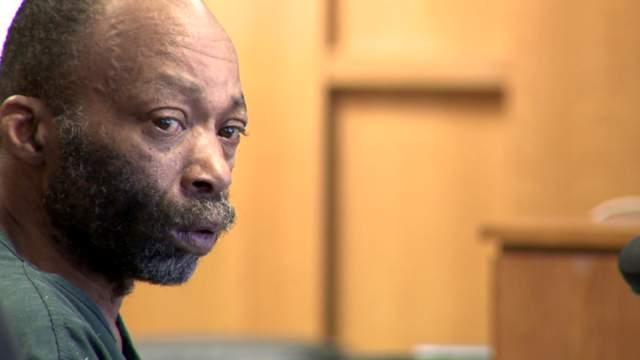Raymond Durham in court in March 2017. (WDIV)