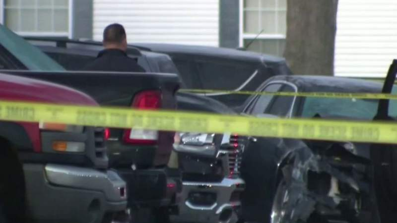 Warren police: Burglary suspect tried to run officers over before they shot him
