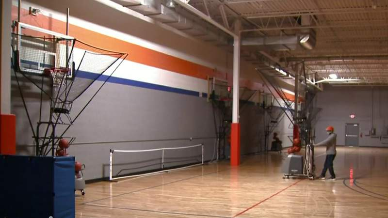 Owner of Farmington Hills basketball practice facility weighs how to stay safe, reopen