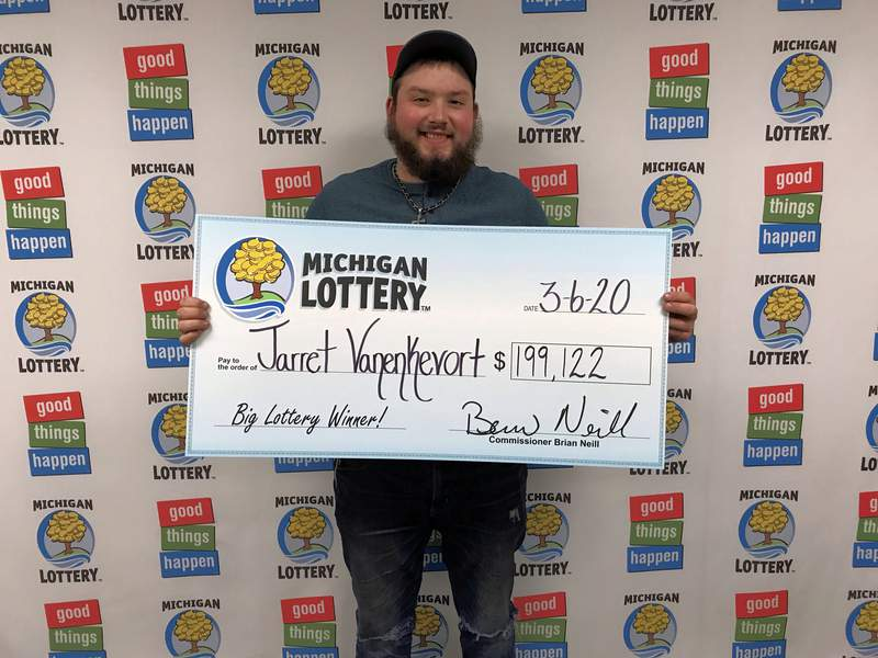19-Year-Old Upper Peninsula Man Claims $199,122 Fast Cash Jackpot