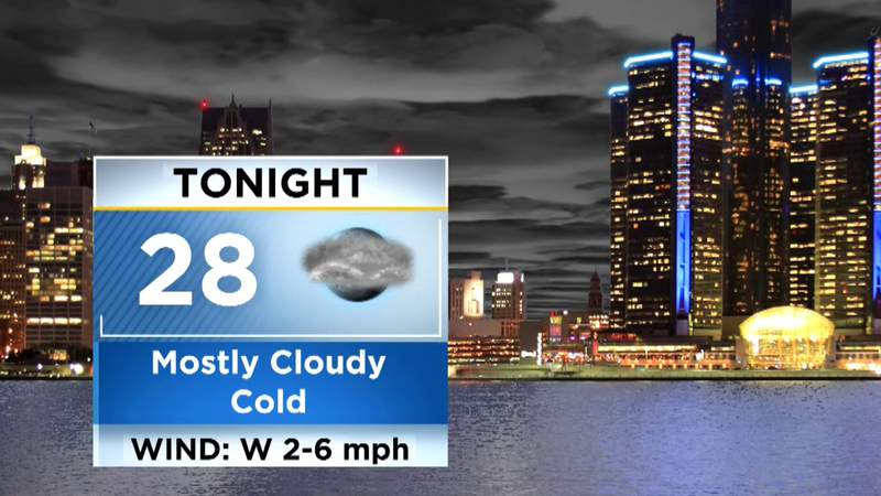 Metro Detroit weather forecast for Dec. 13, 2020 -- evening update