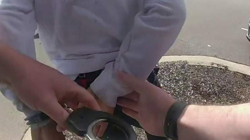 Mother suing Pittsfield Township police over handcuffing her 11-year-old son