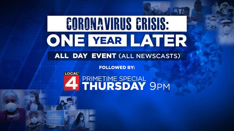 """""""Coronavirus Crisis: One Year Later"""" All Day Event"""