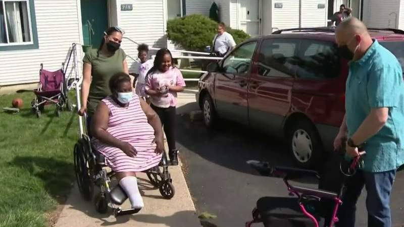 Couple donates motorized wheelchair to Ann Arbor woman targeted by thief