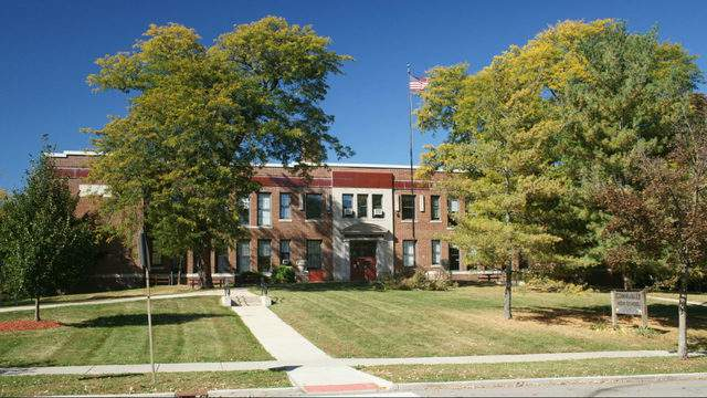 Community High School in Ann Arbor. (Credit: Ann Arbor Public Schools)