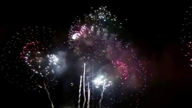 Ford Fireworks set for Monday night