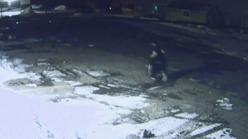 Police release video of arson suspect in Utica