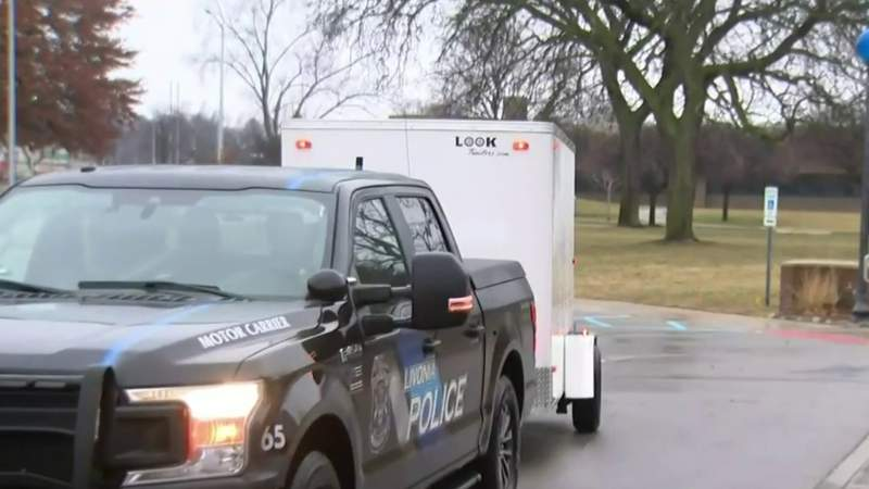 Livonia community steps up, replaces Boy Scout Troop's stolen trailer
