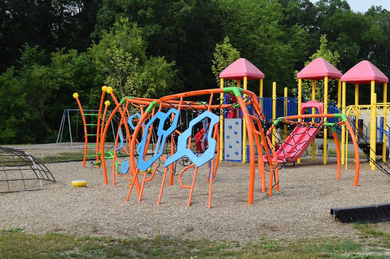 Ann Arbor Public Schools have closed all playgrounds and play structures in an effort to slow the spread of COVID-19.