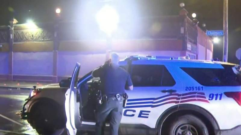 1 dead, 5 injured in shooting outside Detroit banquet hall