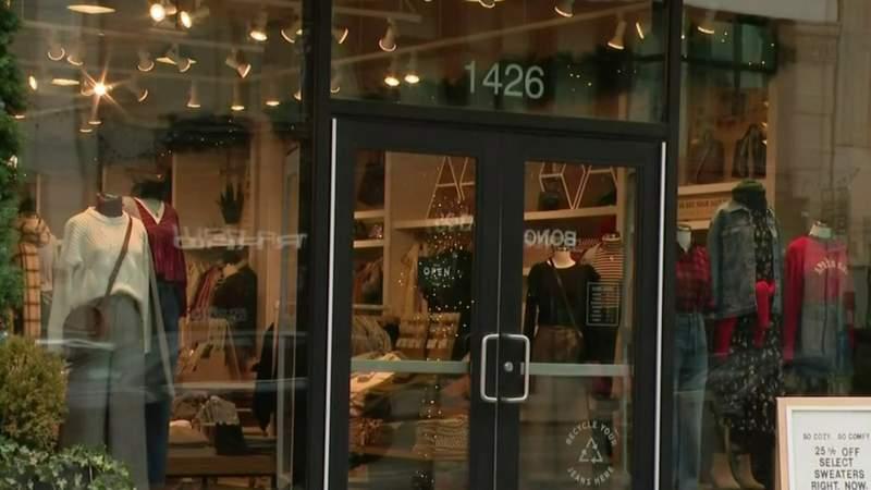 GF Default - Downtown Detroit: Holiday shopping destination