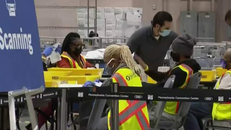 Michigan Board of Canvassers votes to certify November election results