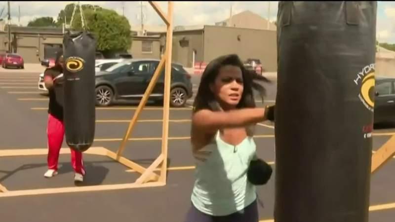 Fitness Friday: Cardio boxing