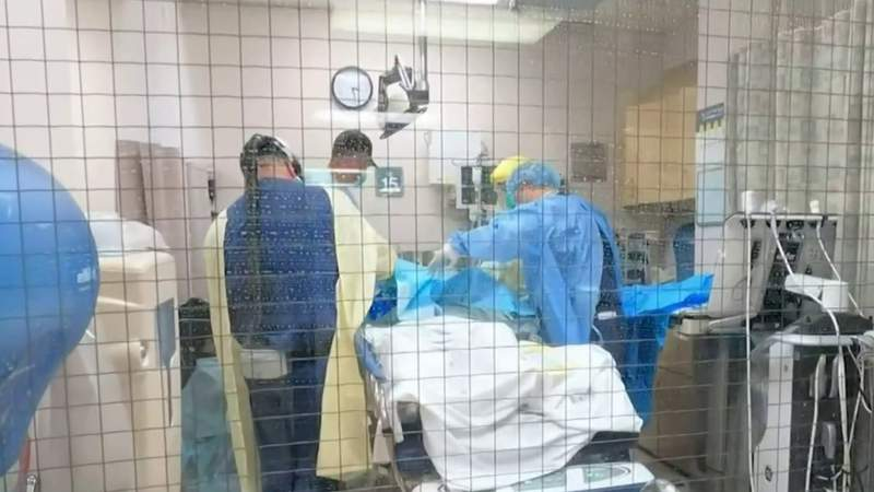 Michigan hospitals stretched thin as hundreds of employees quarantine due to COVID exposure