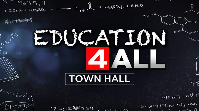 Education 4 All Town Hall.