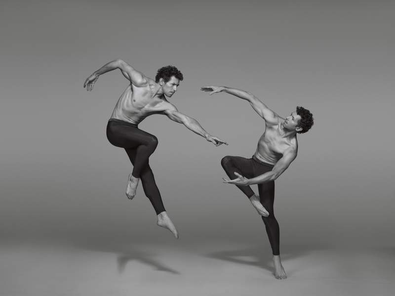 """Although the Paul Taylor Dance Company performance was canceled, a digital event, """"Paul Taylor: Celebrate the Dancemaker,"""" will be shown for free through the UMS website. Photo courtesy of UMS."""