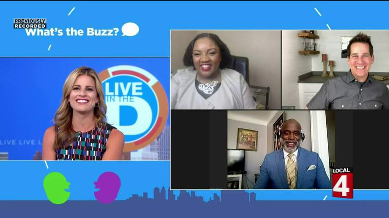 What's the Buzz - April Fools pranks on Live in the D