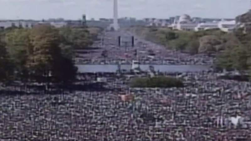 Metro Detroit leaders urge Black men to vote on the 25th anniversary of the Million Man March