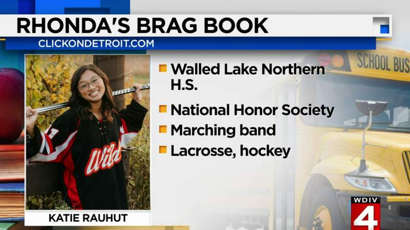 Brag Book: Katie Rauhut