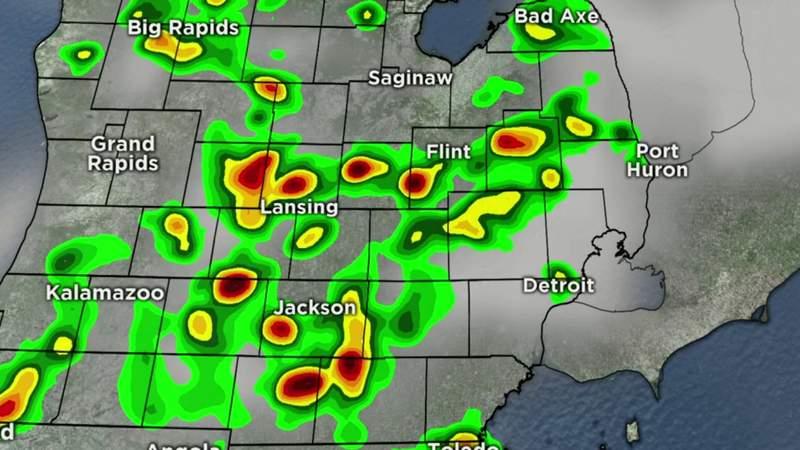 Metro Detroit weather forecast July 8, 2020 -- 4 p.m. Update