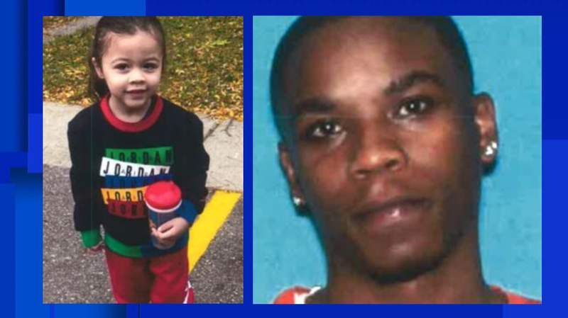 From left: Phoenix Javon Washington and Phoenix Washington. An Amber Alert was issued for the duo Oct. 19, 2020 out of Lansing Township, Mich.