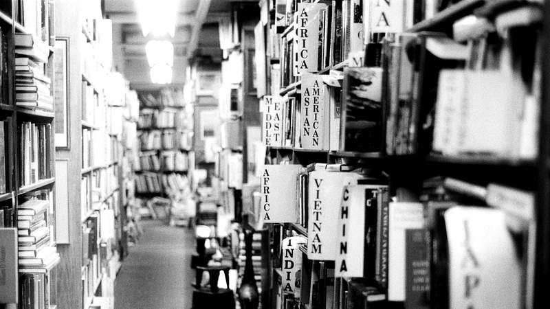 Dawn Treader Book Shop has been operating for over 40 years in Ann Arbor.