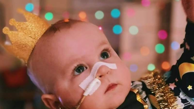 Family gets support in fight to secure heart transplant for 11-month-old boy