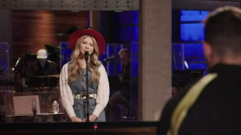 Rachel Mac returns to Romeo after finals run on 'The Voice'
