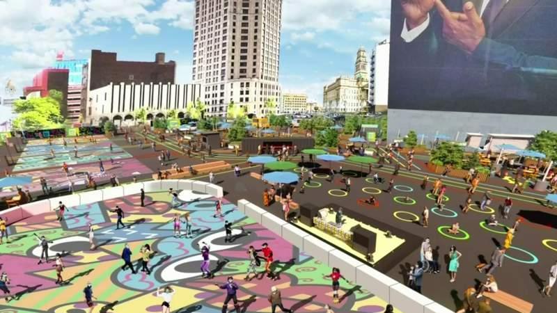 'Monroe Street Midway' opening Memorial Day weekend in Downtown Detroit