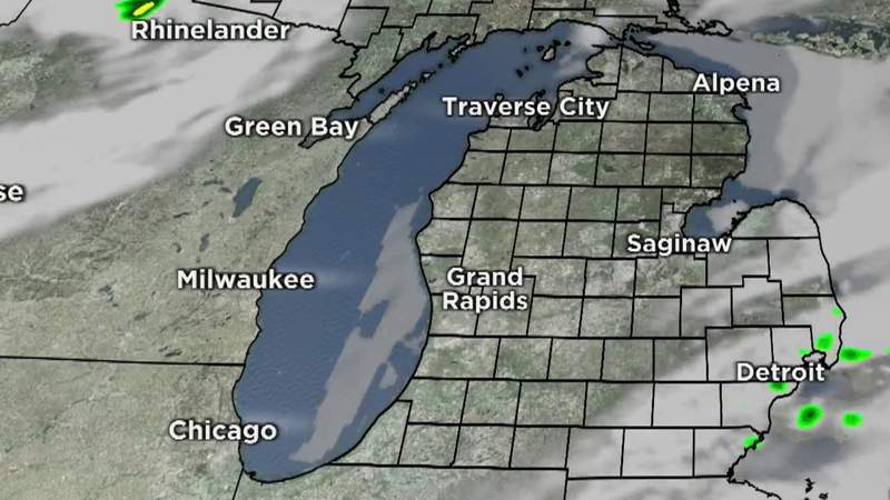 Metro Detroit weather forecast for June 3, 2021 -- 7 a.m. Update