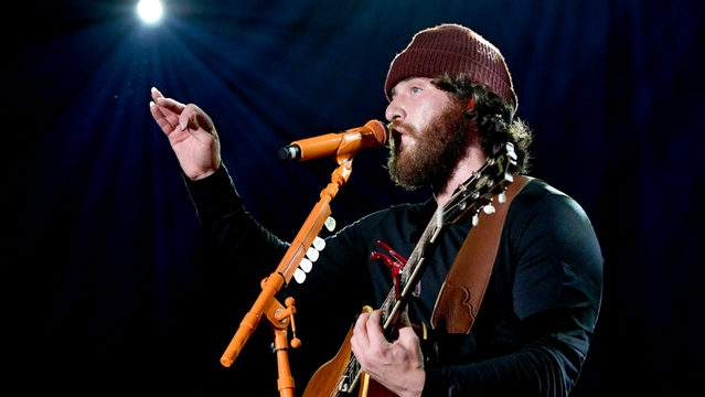 Mike Posner performs on stage during KROQ Absolut Almost Acoustic Christmas at The Forum on December 9, 2018 in Inglewood, California. (Photo by Emma McIntyre/Getty Images for KROQ/Entercom)