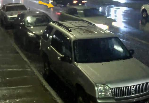 Police are asking for help identifying and locating a suspect accused of being involved in a hit-and-run incident that happened on Detroit's east side.