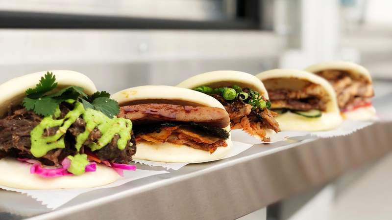 The Bao Boys food truck recently opened July 1 at York.