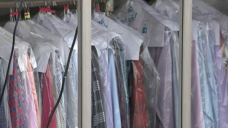 Clawson dry cleaner struggles to stay afloat during coronavirus (COVID-19) shutdown