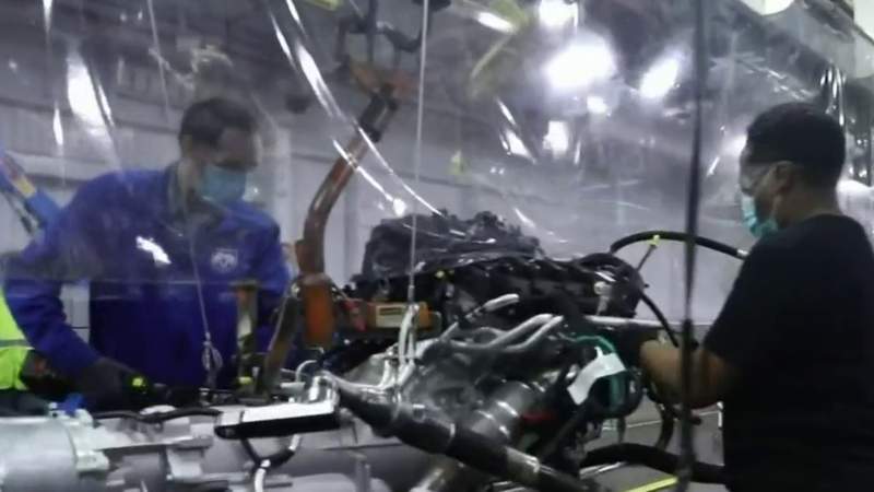 Checking in with Metro Detroit auto plants 3 weeks after reopening