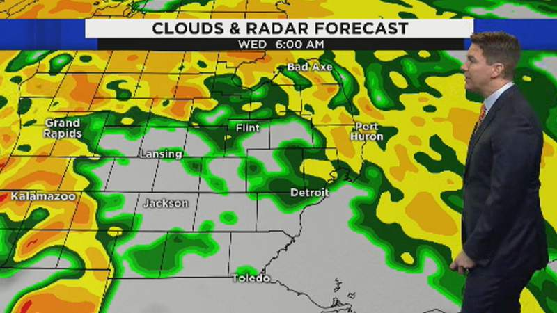 GF Default - Local 4Casters: Soaking rain, strong winds ahead