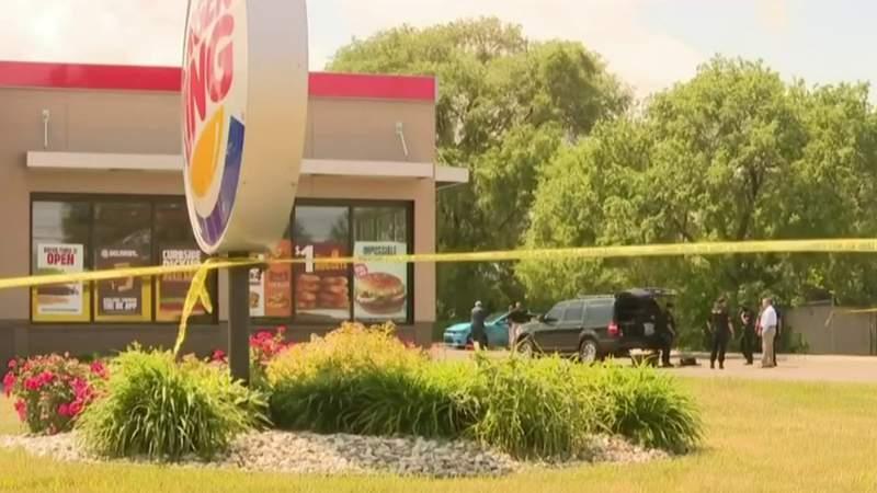 Man critically injured in shooting at Burger King parking lot in Ypsilanti Township