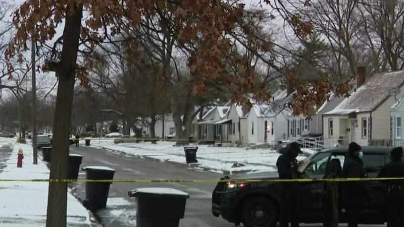 2 women shot while delivering pizza on Detroit's west side