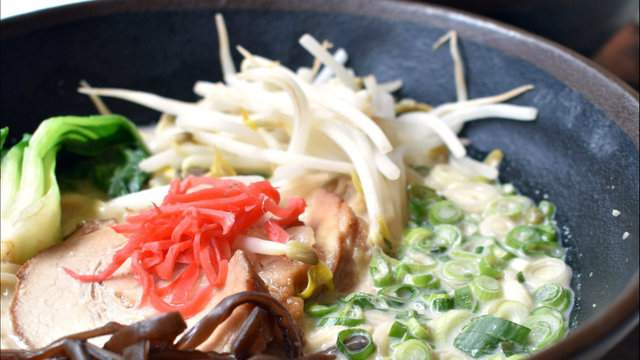 The battle for best ramen takes place on July 14.