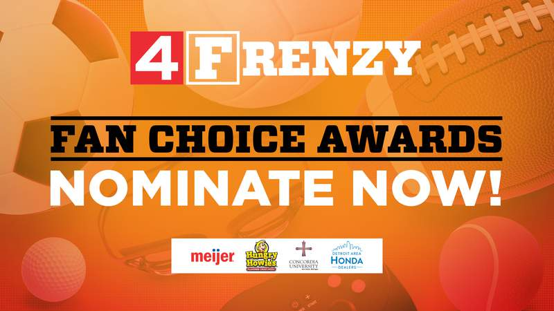 4Frenzy Fall - Nominate now