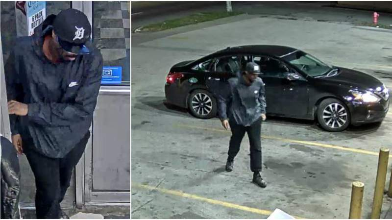 A person of interest in a Detroit carjacking case from Sept. 28, 2019.