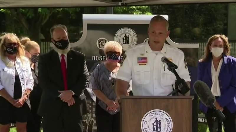 Roseville police reach out to addicts help find recovery services